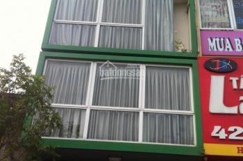 Bán nhà mặt ngõ phố Trần Cung Cầu Giấy, Hà Nội. Diện tích 30m2 xây 5 tầng, mặt tiền 4m, 3,05 tỷ