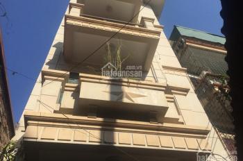 Nhà riêng ngõ phố Định Công gần cầu Định Công, DT 45m2x4T, giá 10tr/th