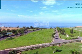 Chính chủ bán 1 nền Sentosa Villa Mũi Né, giá cam kết tốt nhất thị trường, LH: 0909201995