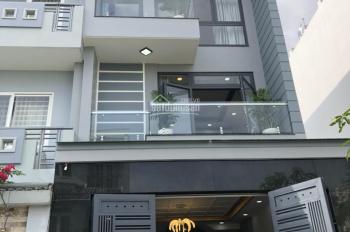 Bán nhà ngay KDC Công Ích, Phú Mỹ, Phạm Hữu Lầu, quận 7, DT 4x18m, 3 tầng, 8.5 tỷ