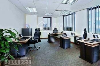 Cho thuê văn phòng tại Lê Văn Hưu, tầng 3, 4, DT 82m2, nhà xây mới, có thang máy