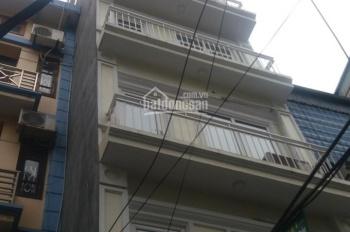 Chính chủ cho thuê tòa nhà ngõ 44 phố Trần Thái Tông. Diện tích 70m2 x 7 tầng nổi, 1 tầng hầm