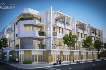 Nhà phố liền kề, 1 trệt, 3 lầu, DT 5x18m, 8,3 tỷ/căn, thanh toán trước 2,5ty là sở hữu ngay