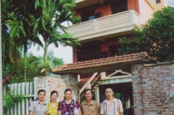 Bán ngôi nhà vườn đẹp 3 tầng trên thửa đất 808m2 ở Phù Ninh - Phú Thọ