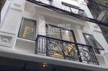 Chính chủ bán gấp nhà 5T x 35m2 mặt ngõ phố Đông Thiên, Lĩnh Nam, giá 2 tỷ. LH 0942 645 234