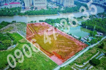 Mở bán đất nền sổ đỏ, ngay trung tâm TT Nhà Bè, đường 12m, chỉ 1 tỷ 650tr/nền, LH 0906473635