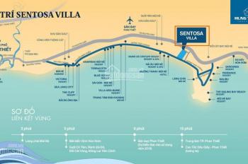 Chuyên đất nền Sentosa Villa, Mũi Né Phan Thiết. Cam kết thông tin chính xác, tư vấn miễn phí