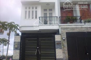 Cho thuê nhà nguyên căn hẻm 4m đường Tân Cảng, phường 25, quận Bình Thạnh