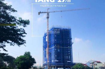 Bán căn hộ Ascent Lakeside MT Nguyễn Văn Linh, Q7, DT 64.07m2, 1PN + 1, giá 2,7 tỷ - 0903002996