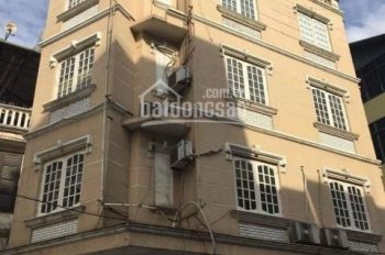 Cho thuê nhà ngõ 12 phố Trần Quý Kiên. DT 80m2 x 4,5 tầng, căn góc làm văn phòng công ty
