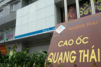 Bán C/C có sổ hồng, Quang Thái, Đầm Sen, 2PN 2WC, 63m2, giá: 1.5tỷ, hỗ trợ 80% NH. LH: 0984.799.400