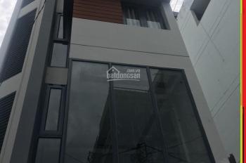 Nhà HXH Nguyễn Hữu Cảnh, trệt, 3 lầu, DT 4x15m, 5 phòng