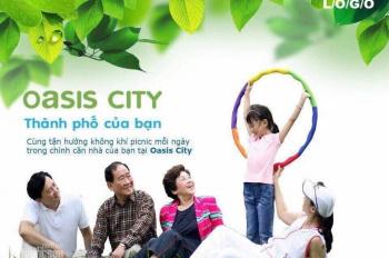 Khu đô thị Oasis City gần đại học Việt Đức Mỹ Phước 4. LH 0933127811 Mr Ngọc