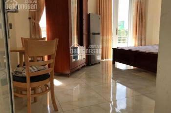 Cho thuê phòng trọ cao cấp full nội thất ban công đường Phan Huy Ích gần khu CN Tân Bình