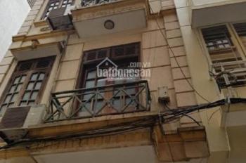 Cho thuê nhà ngõ 2 phố Hoàng Sâm. DT 60m2 x 4 tầng, ngõ rộng 10m, ngay đầu Hoàng Quốc Việt