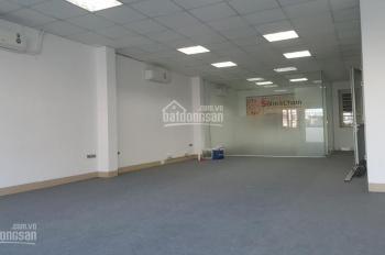 Cho thuê văn phòng đường Nguyễn Chánh, Cầu Giấy. DT: 80m2 - 125m2. LH: 0967 541 501