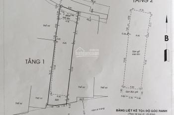 Bán gấp nhà HXH gần Đinh Bộ Lĩnh - Bùi Đình Túy, 4,7x25m, 1 lầu, giá 8.5 tỷ