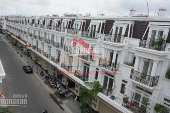 Cho thuê nhà nguyên căn nhà phố mặt tiền Phan Văn Trị, có thang máy, giá tốt. LH: 0982395204