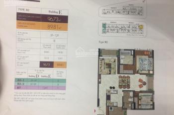 Ra đi giá chênh cực thấp CH M6 Midtown, Sakura Park PMH lầu cao căn góc, LH 0934.921.920 Hậu