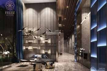 Chính chủ cần bán căn duplex 2 tầng Felix En Vista, tòa Berdaz, 123.01m2, giá 5,2 tỷ. LH 0966562797