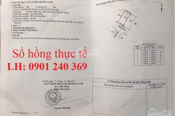 Đang rất kẹt tiền, tôi cần bán gấp rẻ 1 lô đất trên đường Võ Văn Bích, xã Bình Mỹ, giáp quận 12