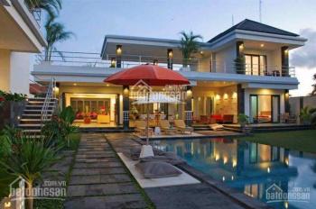 Bán biệt thự trung tâm Sài Gòn 568.9m2 nhà đẹp có hồ bơi sổ hồng khu vip an ninh call 0977771919