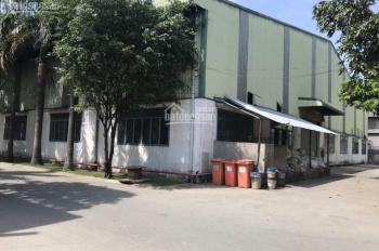 Cho thuê nhà xưởng 1800m2 tại An Phú, Thuận An, Bình Dương. LH A Giáp 0946002879