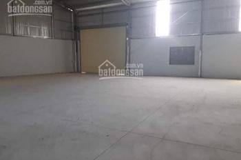 Cho thuê xưởng 460m2 khu công nghiệp Quế Võ 1 đường container ra vào thoải mái, LH ngay 0972.028436