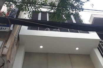 Cho thuê nhà HXT 53/1B Trần Khánh Dư, Tân Định, Q1