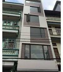 Cho thuê mặt ngõ 48 phố Nguyễn Chánh. Diện tích 70m2 x 6,5 tầng có thang máy, thông sàn, mới xây