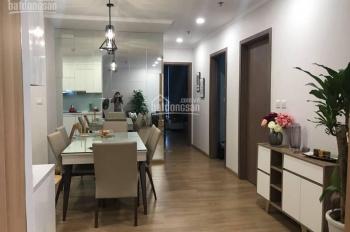 Cho thuê căn góc CC GoldSeason 47 Nguyễn Tuân, tầng 20, 109m2, 3PN vừa xong nội thất. LH 0903448179