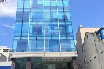 Bán tòa nhà MT Bà Huyện Thanh Quan, Q3, DT: 8x20m, Hầm 7 Lầu, HĐ thuê 300tr/th, giá 75 tỷ