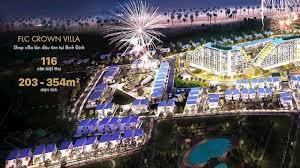 Cần bán gấp nền biệt thự Crown Villa, 216m2, dự án FLC Quy Nhơn