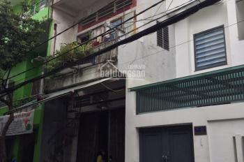 Bán nhà mặt tiền kinh doanh hẻm 8m thông Trần Tấn, DT 4x16m, giá 6.5 tỷ, P Tân Sơn Nhì