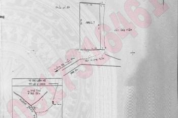 Bán rẻ lô đất 1083m2 hẻm 112 Trần Phú Bãi Dâu