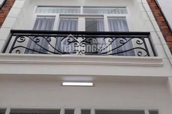 Cần bán căn nhà phố đẹp mới xây nằm gần ngã tư Ga Quận 12. Nguyễn Oanh nối dài