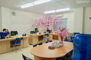 Tòa nhà văn phòng cho thuê 45-55m2 tại đường Trung Kính, Yên Hòa vào sử dụng ngay LH: 0917.531.468