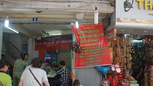 Mặt bằng kinh doanh tại Nguyễn khang