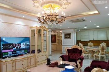Chính chủ cho thuê chung cư Thăng Long Number One, 150m2, full nội thất (sang trọng lịch lãm)