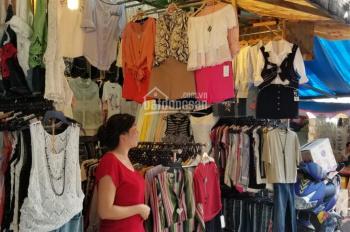 Mới, cho thuê sạp đôi kinh doanh trong chợ Bàn Cờ Nguyễn Đình Chiểu, Q3, giá chỉ 12 triệu/tháng