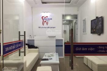 Cho thuê nhà đường Hồ Tùng Mậu 102m2x 4T, 3 MT làm trung tâm tiếng anh, văn phòng có thang máy