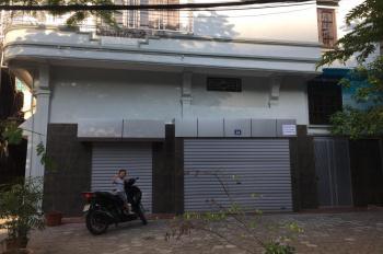 Chính chủ cho thuê nhà mặt phố số 24 ngõ 156 phố Hồng  Mai. Tiện kinh doanh, mở văn phòng