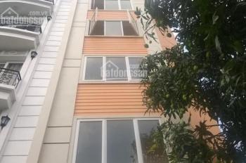 Nhà mặt tiền đường Phạm Thế Hiển, gồm 1 trệt, 5 lầu
