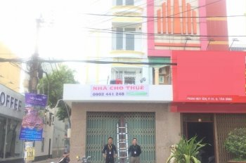 Nhà góc 2 mặt tiền Phan Huy Ích, Q. Gò Vấp, diện tích: 4x23m, 5 lầu hợp KD khách sạn, VP