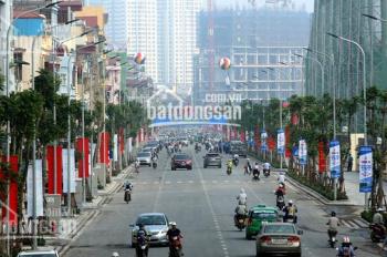 MP Nguyễn Hữu Thọ, mặt hồ Linh Đàm, KD cực tốt, đường 25m 140m2x 4T, MT 6,5m 24 tỷ. 0968811116
