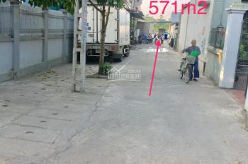Bán 571m2 đất sổ đỏ chính chủ thôn Đường, xã An Bình, Thuận Thành, Bắc Ninh