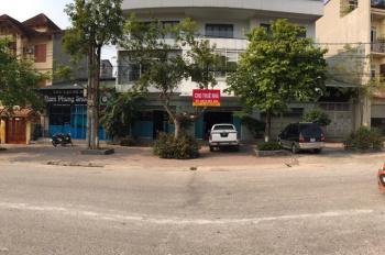 Cho thuê hoặc bán nhà tầng 1, tầng 2 tại Đồng Tâm, Yên Bái, làm văn phòng, siêu thị, vị trí đẹp