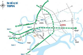Bán đất Topia Garden Khang Điền 6x16m, 6x19m, 8x19m 10x20m Phú Hữu, Q9, 31 - 36tr/m2. 0902442039