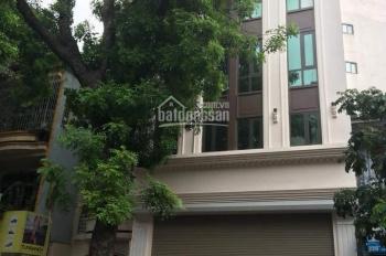Bán nhà mặt phố trần Thái Tông, Quận Cầu Giấy, 126m2, mặt tiền 7.2m, 1 tầng hầm, 8 tầng nổi