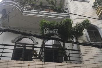 Nhà MT nội bộ 475/3H Hai Bà Trưng gần Lý Chính Thắng. 5x10m 2L